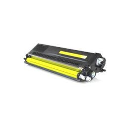 Brother tn320/tn325 amarelo cartucho de toner generico tn-320y/tn-325y
