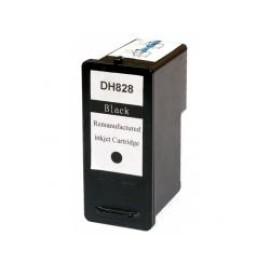 DELL DH828/CH883 (SERIE 7) BLACK CARTUCHO DE TINTA REMANUFACTURADO 592-10224/592-10226