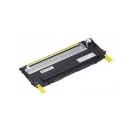Dell 1230/1235 amarelo cartucho de toner generico