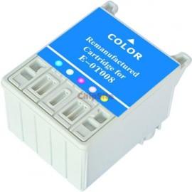 EPSON T008 5 COLORES CARTUCHO DE TINTA COMPATÍVEL C13T00840110