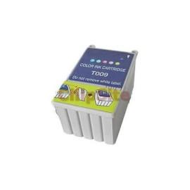 EPSON T009 5 COLORES CARTUCHO DE TINTA COMPATÍVEL C13T00940110