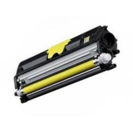 Epson aculaser c1600/cx16 amarelo cartucho de toner generico c13s050554