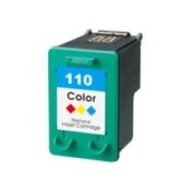 HP 110 TRICOLOR CARTUCHO DE TINTA REMANUFACTURADO CB304AE