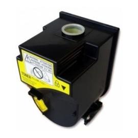 Konica minolta bizhub c350/c351/c450 amarelo cartucho de toner generico 4053-503/tn310y